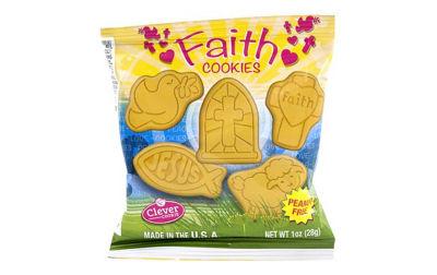 Faith Cookies 1oz 85 Count