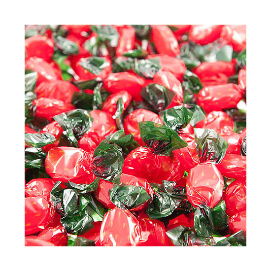 Strawberry Filled Hard Candies 5lb