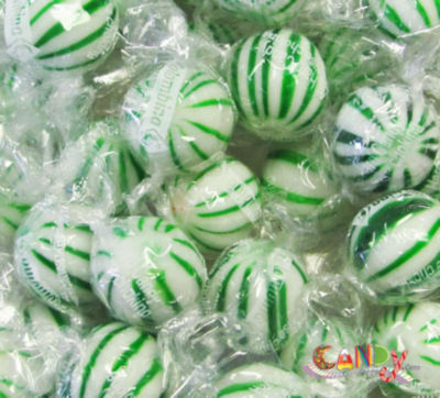 Jumbo Spearmint Balls 3lb
