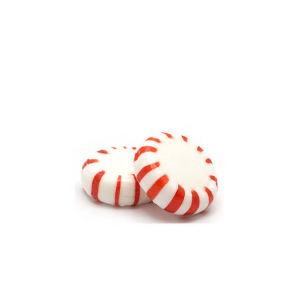 Peppermint Starlight Mints 5lb