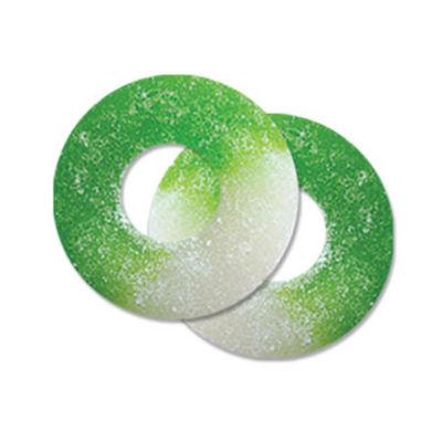 Apple Gummi Rings 4.5lb