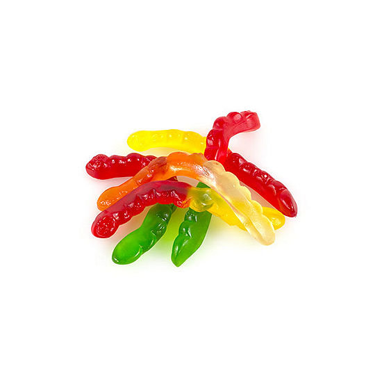 Assorted Gummi Worms 1lb