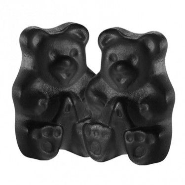 Black Cherry Gummi Bears 5lb