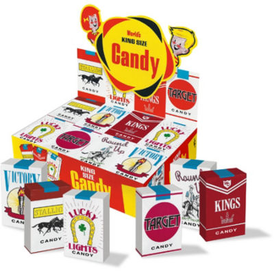Candy Cigarettes 24 Count