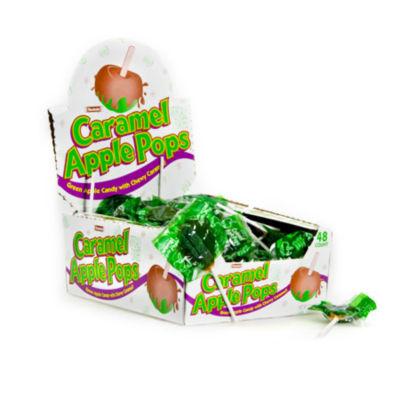 Caramel Apple Pops 48 Count