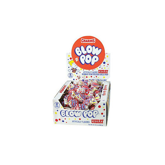 Cherry Blow Pop 48 Count