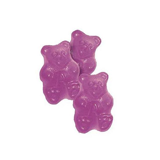 Concord Grape Gummi Bears 5lb