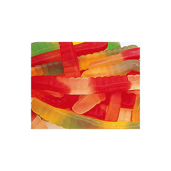 Gummi Worms Asst 5lb