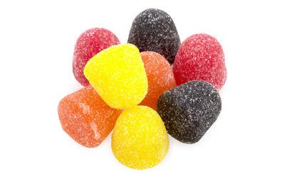 Jumbo Gum Drops 5lb
