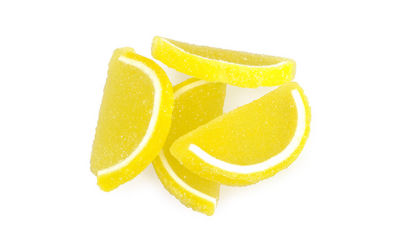 Lemon Fruit Slices 5lb