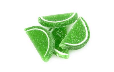 Lime Fruit Slices 5lb