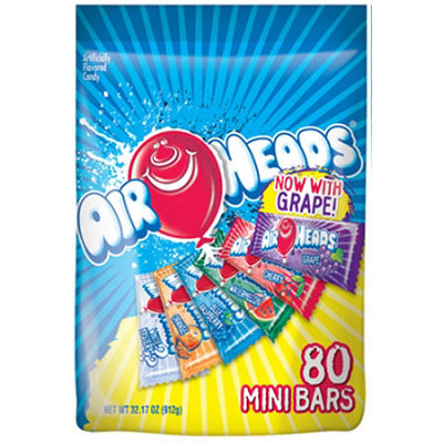 Mini Airheads 80 Count