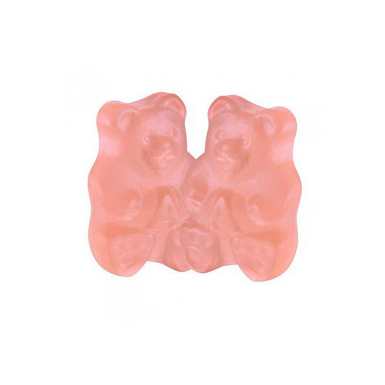 Pink Grapefruit Gummy Bears 5lb