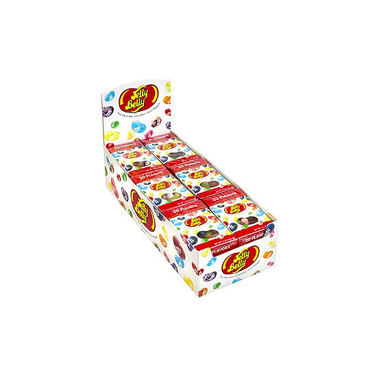 Jelly Belly 20Flavor Flip Box 1.2oz 24 Count