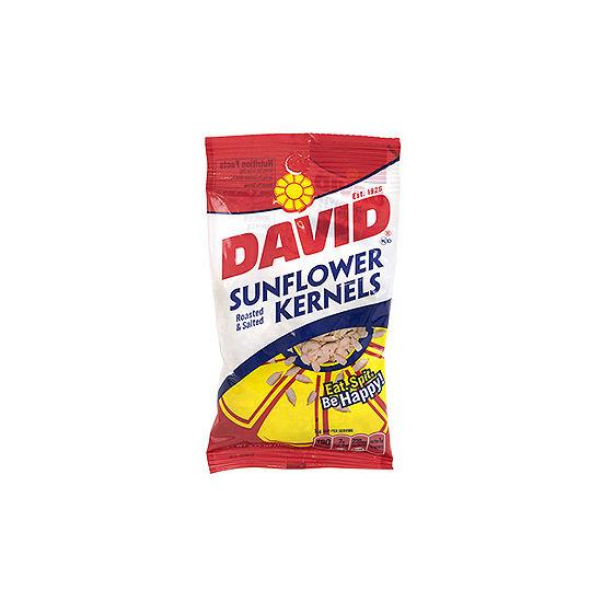 David Kernels Sunflower Kernels 3.75oz 12 Count