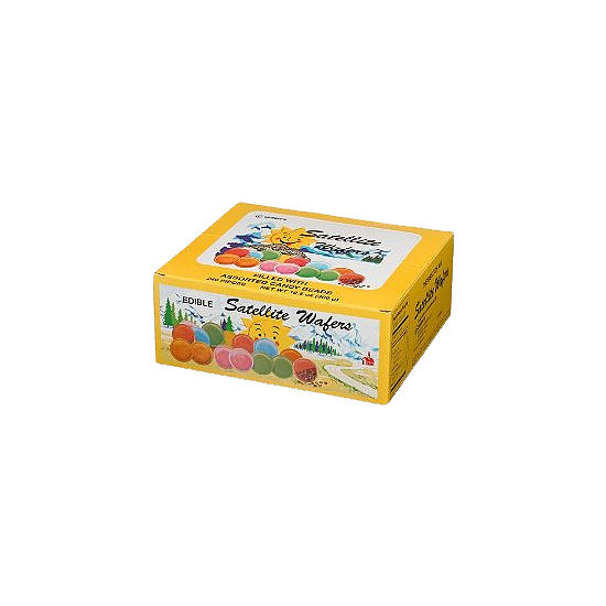 Satellite Wafers 240 Count