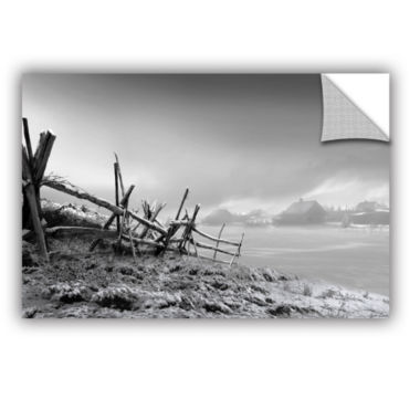 Brushstone Country Winter Removable Wall Decal