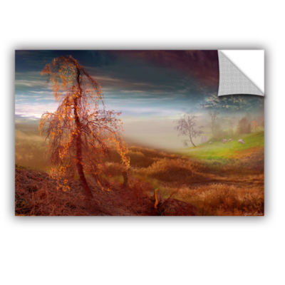 Brushstone Autumn Tranquillity Removable Wall Decal