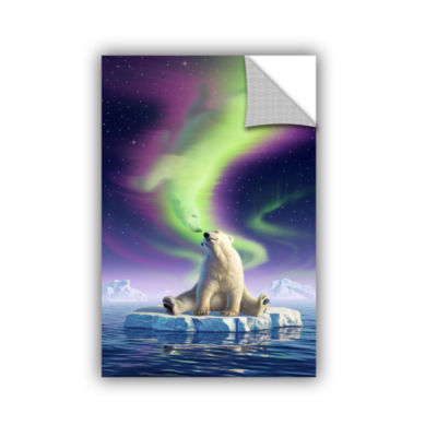 Brushstone Artic Kiss Removable Wall Decal