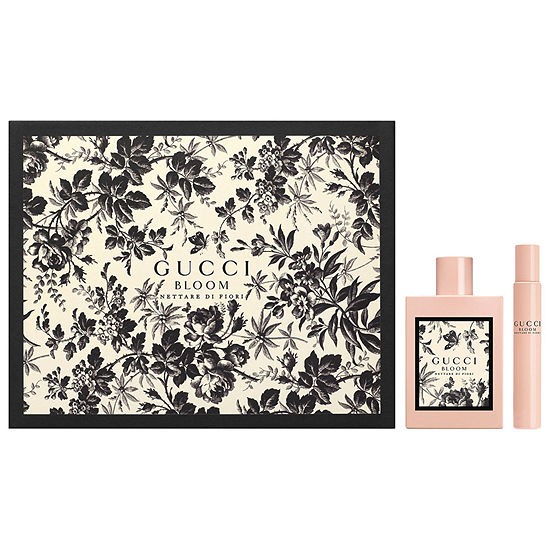 Gucci Bloom Nettare Di Fiori Eau De Parfum Intense For Her Gift Set