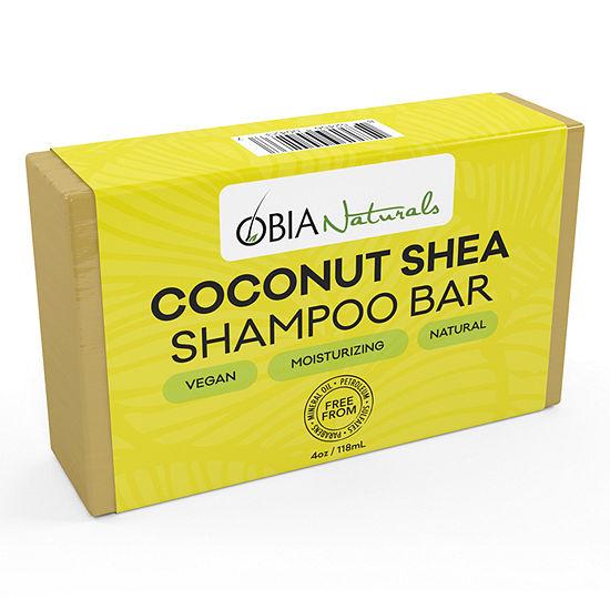 Obia Naturals Coconut Shea Shampoo Bar 4 Oz