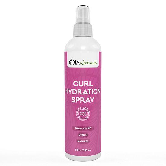 Obia Naturals Curl Hydration Spray Hair Spray-8 oz.