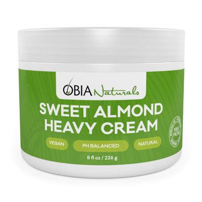 Obia Naturals Sweet Almond Hair Cream-8 oz.