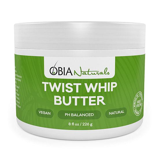 Obia Naturals Twist Whip Butter Hair Cream-8 oz.