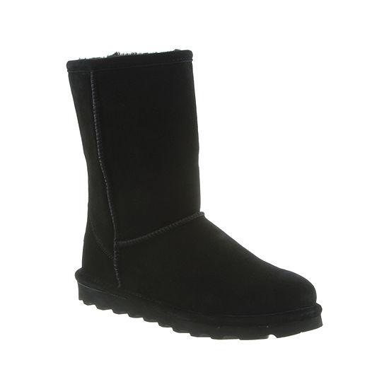 Bearpaw Womens Elle Winter Boots Flat Heel