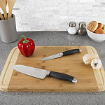 Classic Cuisine 5 Piece Stainless Steel Kitchen Knife Set