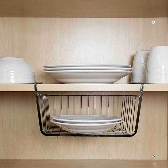 Home Basics Under the Shelf Basket