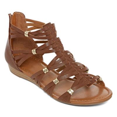 Arizona Womens Tavari Gladiator Sandals