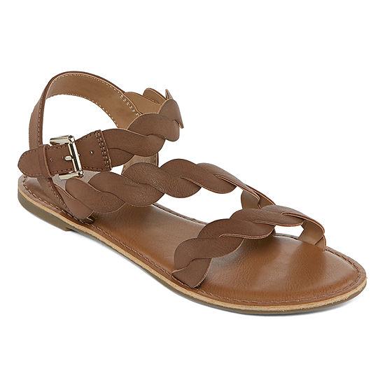 Arizona Womens Tundra Flat Sandals