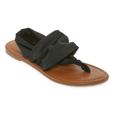 Arizona Womens Abigale Flat Sandals