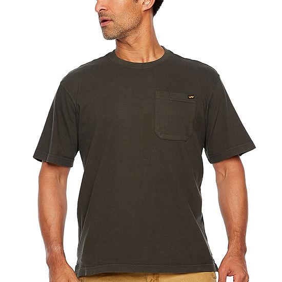 Walls Mens Crew Neck Short Sleeve T-Shirt
