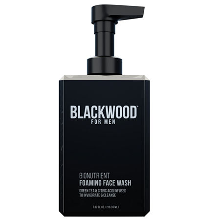 Blackwood For Men Bionutrient Foaming Facial Cleansers