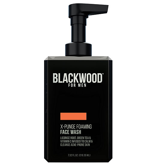 Blackwood For Men X-Punge Foaming Facial Cleansers