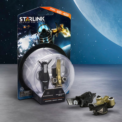 Starlink: Battle for Atlas Weapons Pack - Shockwave/Gauss Gun MK.2