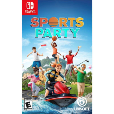 Nintendo Switch Sports Party Video Game