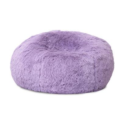 Frank And Lulu Soft Seating Faux Fur Bean Bag Chair