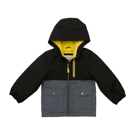 Carter's Boys Fleece Midweight Jacket-Baby