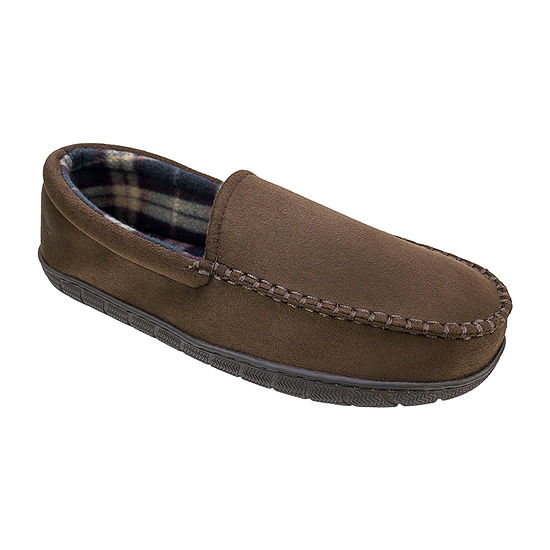 Dockers Venetian With Fleece Lining Slipper Moccasin Slippers