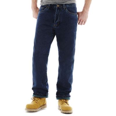 Stanley® Fleece-Lined Jeans