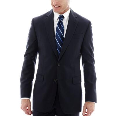 Stafford® Super 100 Royal Navy Suit Jacket