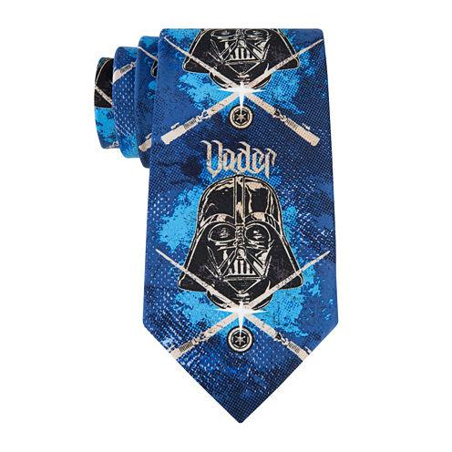 Star Wars® Darth Vader Stencil Tie