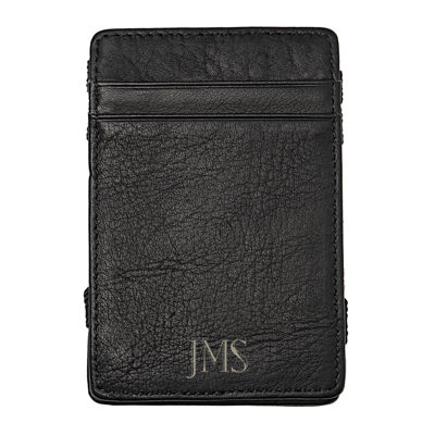 Personalized Columbian Leather Magic Wallet