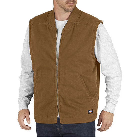 Dickies® Sanded Duck Insulated Vest