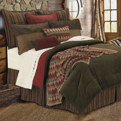 HiEnd Accents Wilderness Ridge Comforter Set