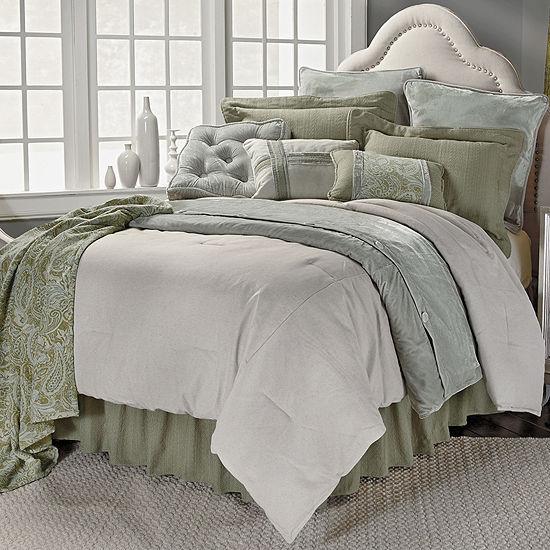 HiEnd Accents Arlington 4-pc. Comforter Set