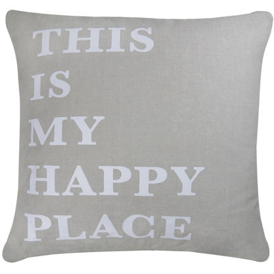Park B. Smith® This Is My Happy Place Decorative Pillow